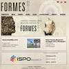 Formes Webseite Startseite