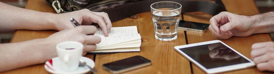 Bild Kommunikation für Kontakt